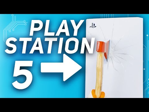 PlayStation 5 'in İÇİNDEN GEÇTİM!! (ft. Deli Mi Ne?)
