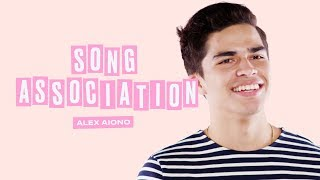 Alex Aiono Sings Rihanna, Justin Timberlake, and Maroon 5 in a Game of Song Association | ELLE