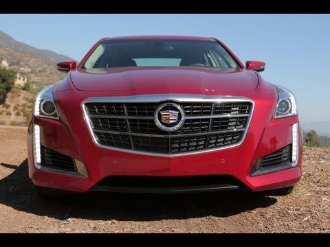 2014 Cadillac CTS – Review