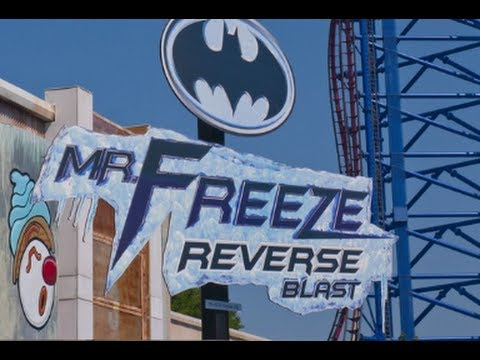 Video Mr. Freeze: Reverse Blast POV B-Roll Footage Six Flags Over Texas download in MP3, 3GP, MP4, WEBM, AVI, FLV January 2017