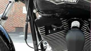 5. For Sale 2008 Harley-Davidson FXSTB Night Train at East 11 Motorcycle Exchange
