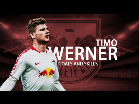 Timo WERNER ● Insane Speed - GOALS AND SKILLS
