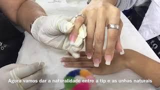 Unhas de gel - Como Fazer Unhas de Acrigel
