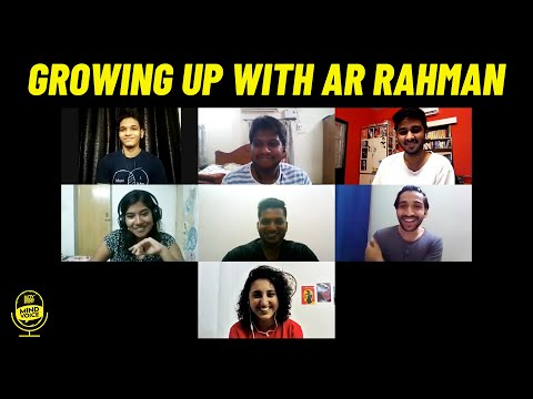 Episode 5: Growing up with AR Rahman | Fully Filmy Mindvoice