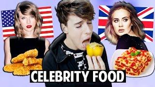 Video AMERICAN vs. BRITISH Celebrity Food Favourites MP3, 3GP, MP4, WEBM, AVI, FLV Januari 2019