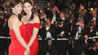 Video Monica Bellucci et Sophie Marceau à Cannes MP3, 3GP, MP4, WEBM, AVI, FLV Agustus 2017