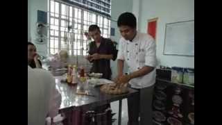 Đi học nghề nấu ăn tại đồng nai