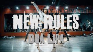 Video New Rules | Dua Lipa | Brinn Nicole Choreography MP3, 3GP, MP4, WEBM, AVI, FLV Juni 2018