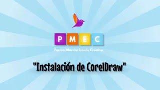 Instalación de CorelDraw