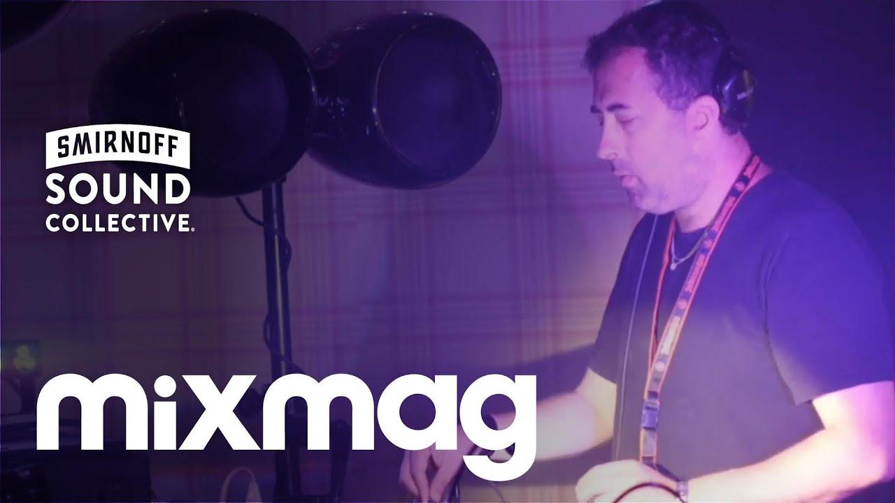 Dave Clarke - Live @ Mixmag Lab 2015