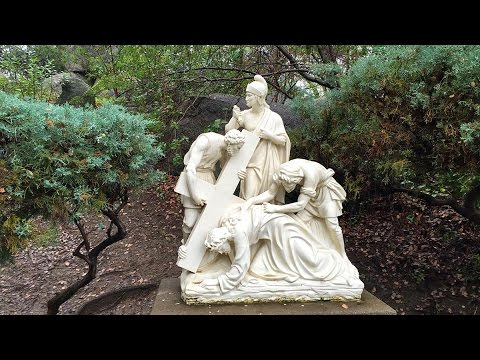Stations of the Cross - Seventh Station: Jesus falls the second time HD