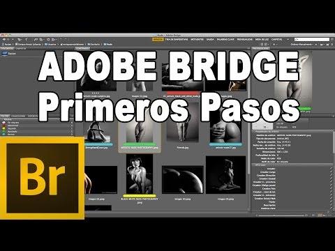Qué es Adobe Bridge y para qué sirve - Tutorial Adobe Bridge en Español por @prismatutoriales