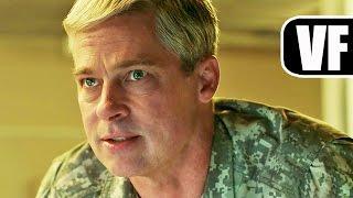 Nonton War Machine Nouvelle Bande Annonce Vf  2017  Brad Pitt Film Subtitle Indonesia Streaming Movie Download