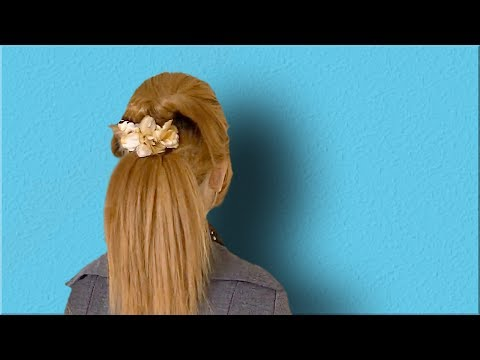 Ponytail Hairstyles for Medium Length Hair # Medium Hairstyles # Cute Easy Hairstyles
