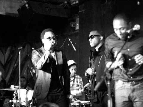 Lupe Fiasco, Kanye West & Mos Def Cypher @ Blue Note