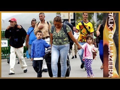 🇻🇪 Venezuela's Exodus: Forced to flee   Talk to Al Jazeera