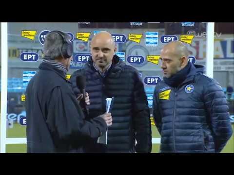 Δηλώσεις Μίλαν Ράσταβατς προπονητή Αστέρα Τρίπολης | 27/01/2020 | ΕΡΤ