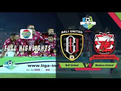 Бали Юнайтед - Мадура Юнайтед 2:0. Видеообзор матча 03.11.2018. Видео голов и опасных моментов игры
