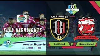 Video Bali United (2) vs (0) Madura United - Full Highlight   Go-Jek Liga 1 bersama Bukalapak MP3, 3GP, MP4, WEBM, AVI, FLV Desember 2018