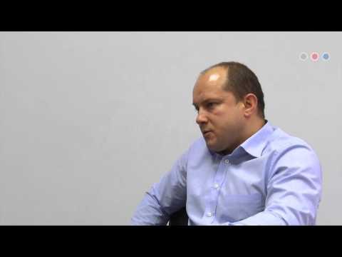 Андрей Ключников - генеральный директор 'Еремиас Рус'