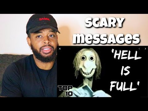 Top 10 Scary Broadcast Interruptions | Reaction