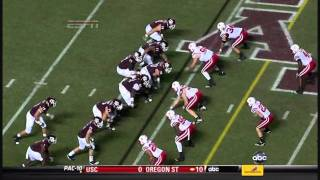 Cyrus Gray vs Baylor & Nebraska (2011)