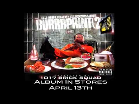 Gucci Mane - The Burrrprint 2HD - Everybody Looking (Track Preview)