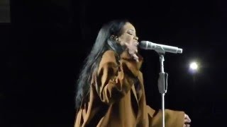 LOVE ON THE BRAIN -RIHANNA: ANTI WORLD TOUR 4.2.16 - YouTube