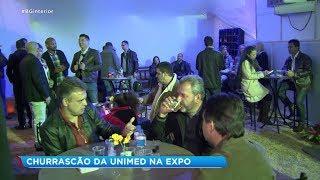 Record TV Paulista recebe parceiros no estande na Grand Expo Bauru