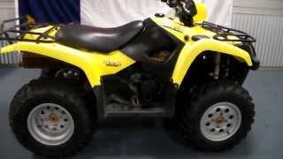 5. Suzuki Vinson 500 4x4