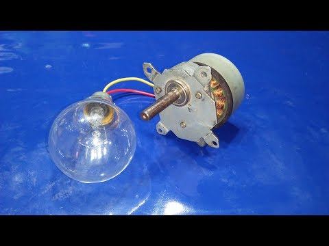 Video how to Make a Free Energy Generator from a Dead Printer Motors use Light Bulbs 100 watts 2018 download in MP3, 3GP, MP4, WEBM, AVI, FLV January 2017