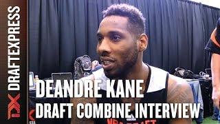 DeAndre Kane Combine Interview
