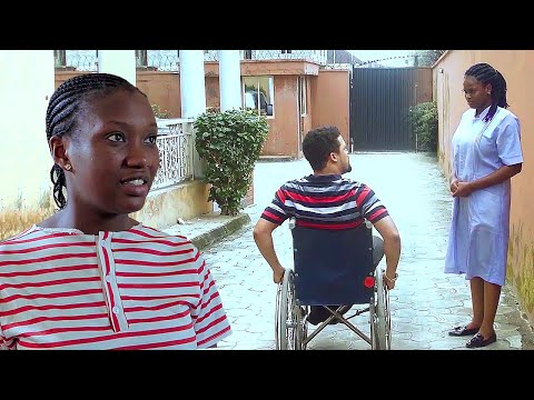 He Only Pretended 2 Be Crippled Just To Knw If She Wil Truly Love Him Or Run Away(CHINENYE)-Nigerian