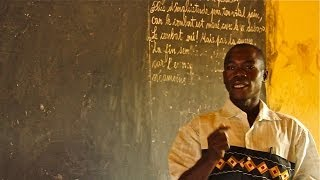 Conflict in the Central African Republic has cast a long shadow over the lives of teachers and students. Watch 16-year-old Angel...