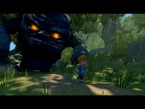 Max The Curse of Brotherhood Xbox One chapter 2-3, 2-4 gameplay