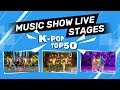POP MUSIC SHOW LIVE STAGES