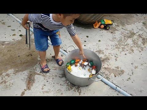 Tưởng Không Vui Ai Dè Vui Ngất Ngây Trò Chơi Bé Ken ❤ ChiChi ToysReview TV ❤ Đồ Chơi Trẻ Em Baby Fun