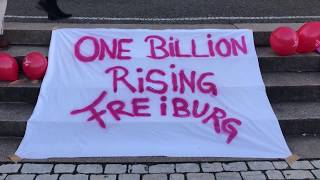 ONE BILLION RISING 2018 Freiburg