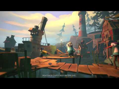 Ghost Giant - Oculus Quest Trailer de Ghost Giant