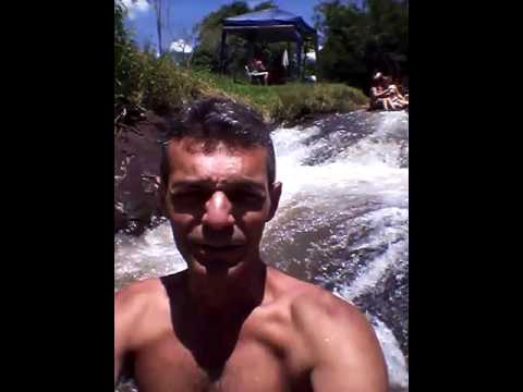 Cachoeira do Escorrega em Analândia