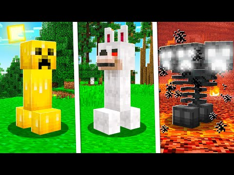 10 NEW Creepers Minecraft NEEDS To Add!