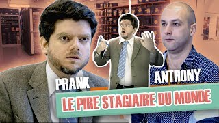 Video [Version INTEGRALE #5] Pranque Le stagiaire hyper-stressé : avec Anthony MP3, 3GP, MP4, WEBM, AVI, FLV Mei 2018