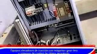 SKY CAR Elevador de tracción