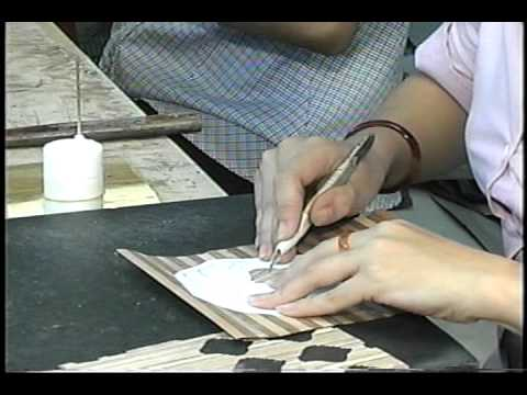 How to Create Marquetry - Part A