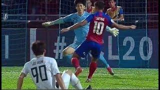 Video JDT Vs Gyeongnam  1-1  AFC Champions League 2019  Group E - All Goals Higlight MP3, 3GP, MP4, WEBM, AVI, FLV April 2019