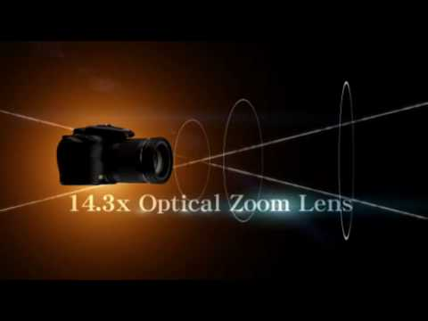 Fujifilm Finepix S200/S205 EXR