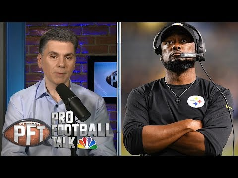 Video: Should the Pittsburgh Steelers trade Mike Tomlin? | Pro Football Talk | NBC Sports