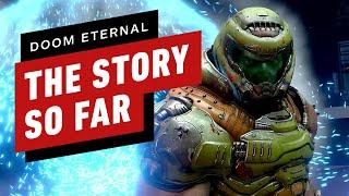 DOOM Eternal - Story Trailer Breakdown by IGN