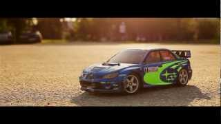 RC Subaru Impreza Sti Rally Drift