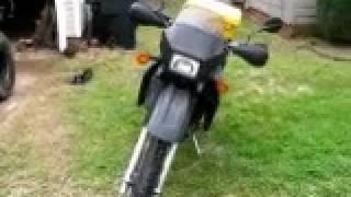 6. 2004 Kawasaki KLR650